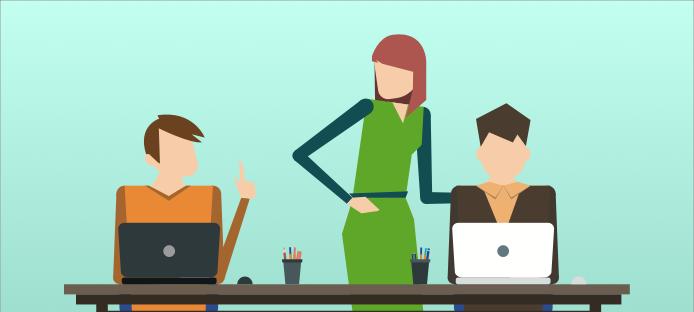 4 consejos sobre cómo guiar a tus empleados en su primer día online