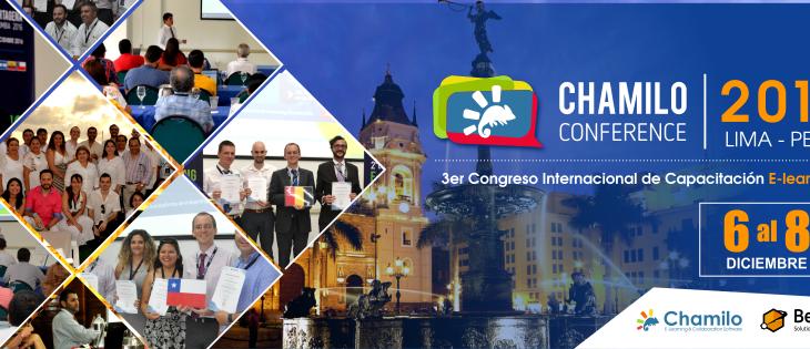 Chamilo Conference Lima 2017