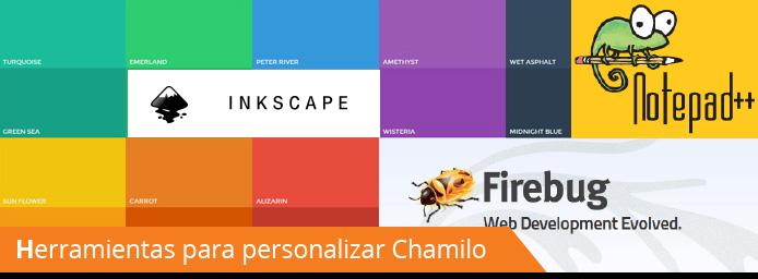 Crear temas personalizados de Chamilo LMS II (herramientas)