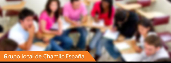 Primera quedada grupo local de Chamilo España