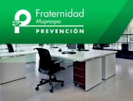 Curso de prevención de riscos na oficina
