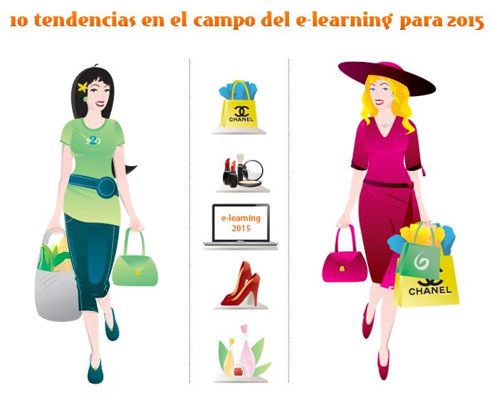 Tendencias e-learning