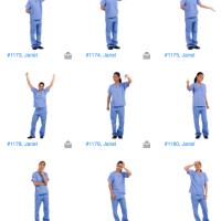ejemplo enfermera
