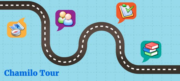 Chamilo tour o cómo guiar a tus alumnos virtuales