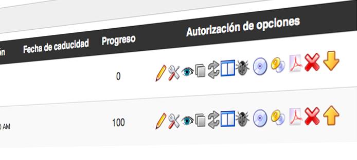 Chamicast 7: Cómo ocultar el icono de exportación a pdf